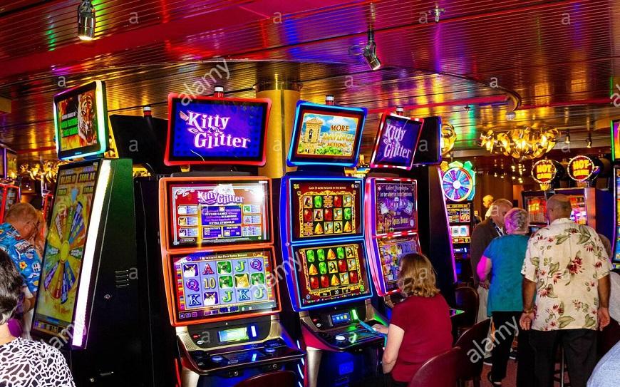 Is Slot Machine American?